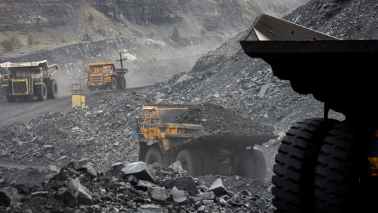 Electricity generation is one of the most significant drivers of coal demand in India and directly employs close to 5 lakh people (IEA 2020).(Bloomberg)