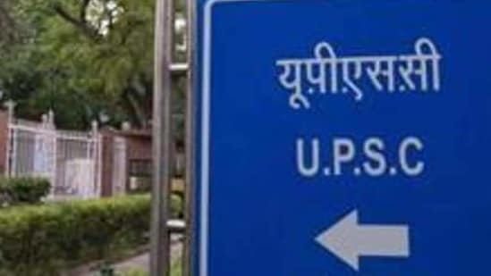 UPSC CMS Exam 2021: Last date to register today for 838 posts on upsc.gov.in(HT File)