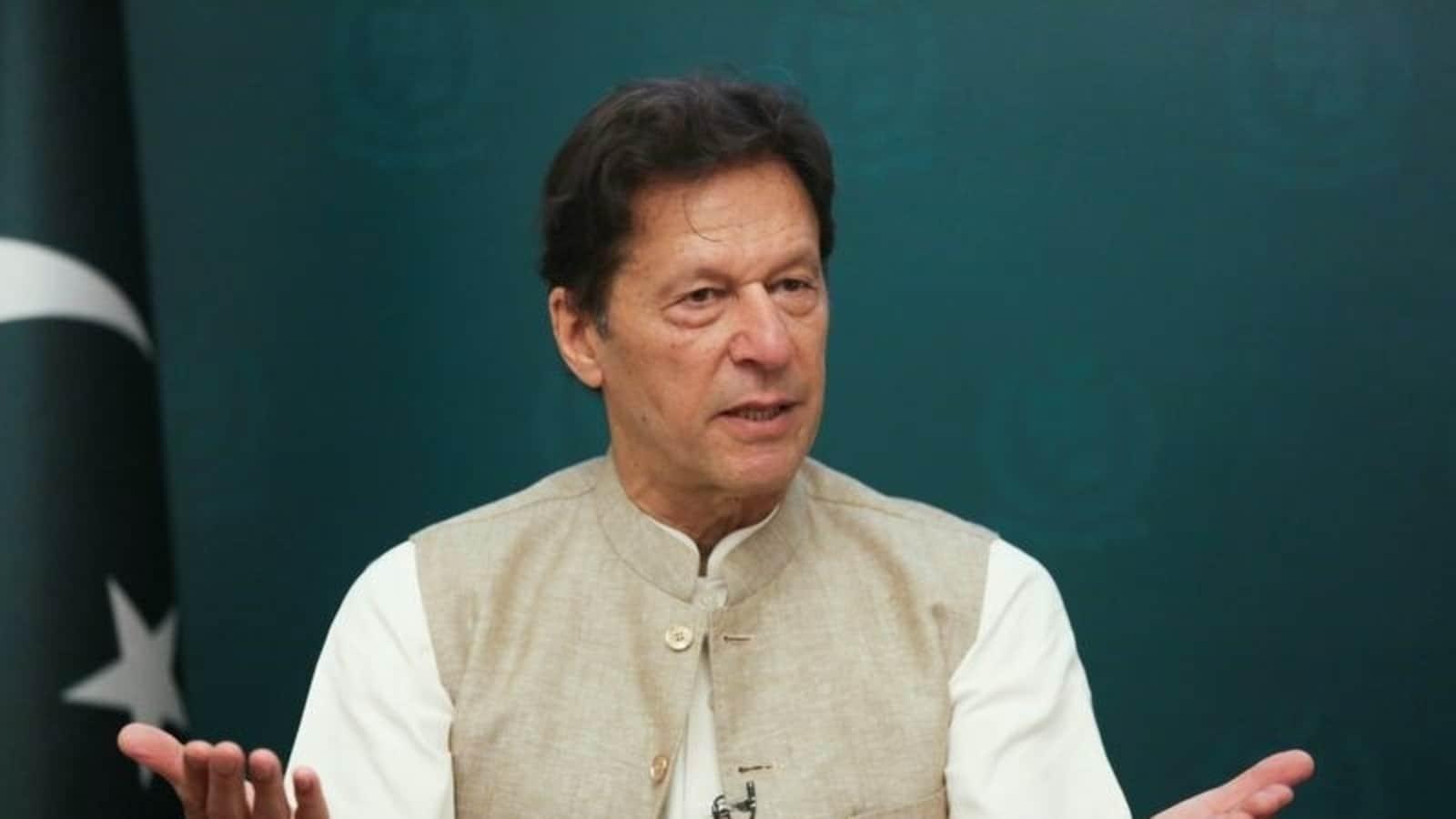 Taliban are normal civilians': Pak PM Imran Khan on providing 'safe haven'  to terrorists   World News - Hindustan Times