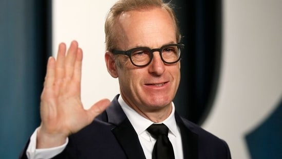 Bob Odenkirk attends the Vanity Fair Oscar party in Beverly Hills during the 92nd Academy Awards, in Los Angeles, California,(REUTERS)