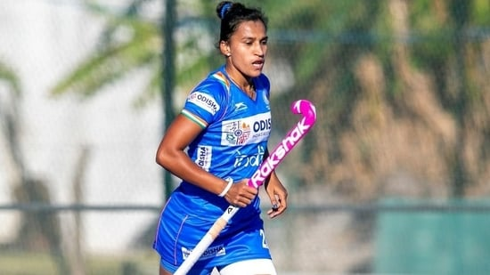 """Her family was also not completely comfortable with her wearing hockey gear, she shares, """"But my family said, 'Hum tumhe skirt pehen kar khelne nahi denge.' I'd plead, 'Please mujhe jaane do. If I fail, I'll do whatever you want.' My family gave in."""" (Instagram)"""