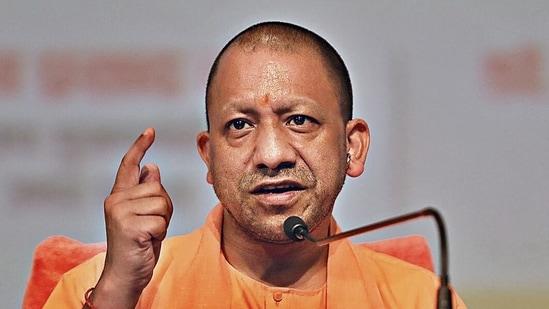 Uttar Pradesh chief minister Yogi Adityanath. (File Photo / HT)