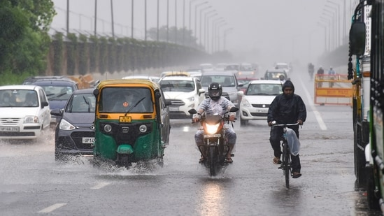 Fewer traffic snarls were reported on Wednesday.(PTI)