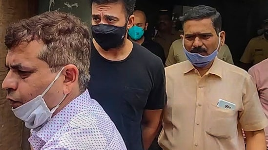 Mumbai's Esplanade Court on Wednesday rejected Raj Kundra's bail plea saying that he is a key conspirator in the case. (PTI)