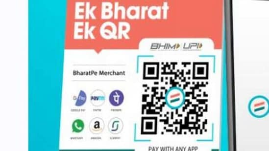 BharatPe had in February raised close to $108 million in Series D primary and secondary equity funding.(Image via Twitter)
