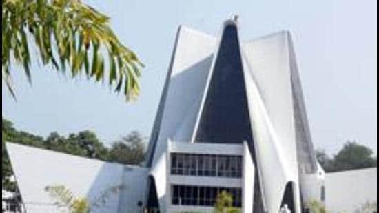 Punjabi University, Patiala. (HT File)