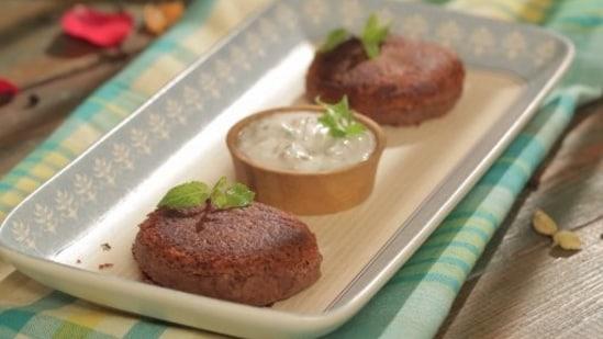 Veg Galouti kebab(Chef Ranveer Brar)