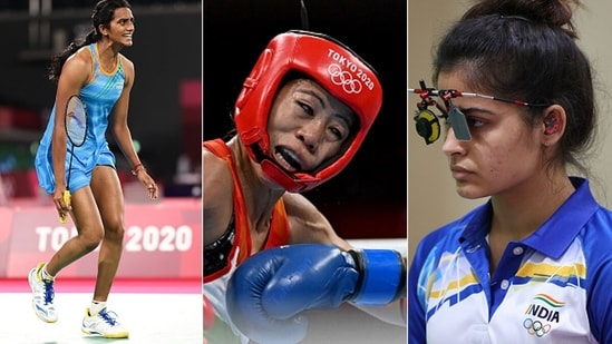 Day 6 promises to be another action-packed affair for the Indian contingent in Tokyo. (Getty Images)