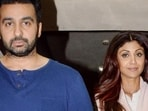 Raj Kundra has been named as the key conspirator in the pornography racket case by the Mumbai Police.(HT File)