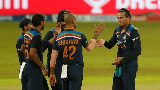 India Predicted XI for 3rd T20I against Sri Lanka: India may hand debut to another youngster(AP)