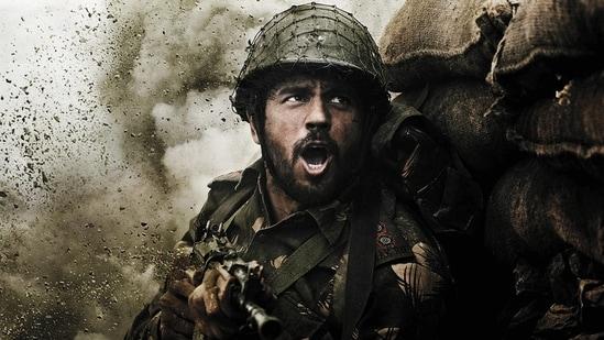 Sidharth Malhotra-starrer Shershaah is set in the backdrop of the 1999 Kargil war.(HT_PRINT)