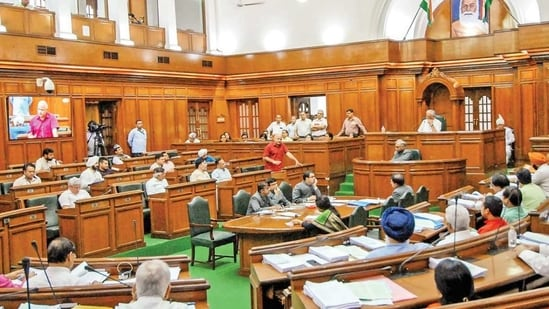 Delhi assembly: The opposition, too, is looking to corner the Delhi government on a multitude of issues, including the issue of Covid-19 management in the national capital. (File Photo / REPRESENTATIONAL IMAGE)