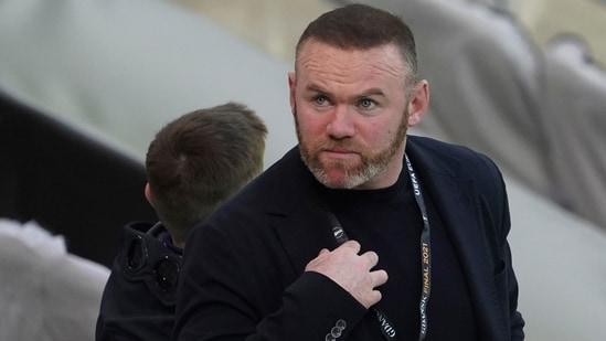 Wayne Rooney: File photo(AP)