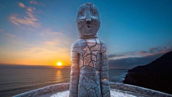 The 2021 list of world heritage sites include the Settlement and Artificial Mummification of the Chinchorro Culture in the Arica and Parinacota Region.(AFP)