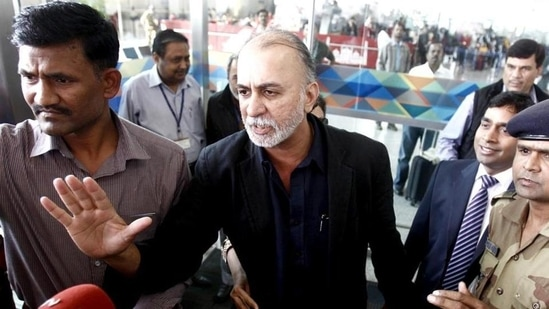 Tarun Tejpal was accused of raping a junior colleague in an elevator of a five-star hotel in Goa in November 2013. (File photo)