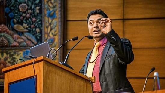 Chief economic adviser (CEA) in the finance ministry Krishnamurthy Subramanian(MINT_PRINT)