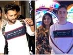 Disha Parmar wore Rahul Vaidya's sweatshirt in a new video shared by him on Instagram.