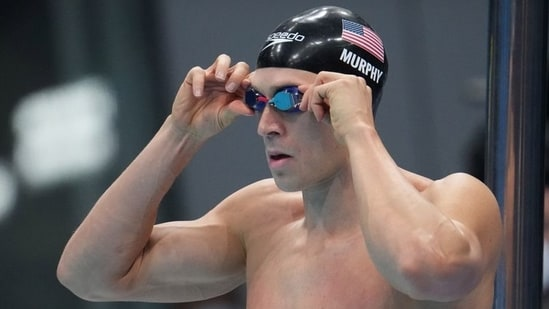 Tokyo 2020: US swimmer Murphy says 'race probably not clean' after Rylov win.(USA TODAY Sports)