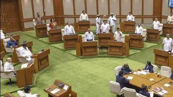 Goa assembly. (File photo)