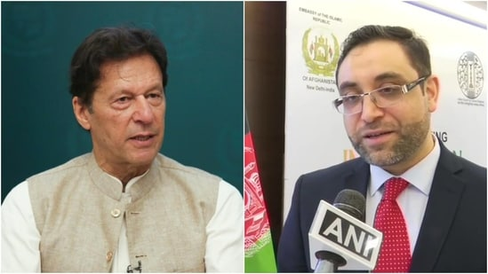 """Pakistan Prime Minister Imran Khan had said the Taliban are """"normal civilians"""" and """"not some military outfits"""" that Pakistan can hunt down.(Reuters, ANI)"""