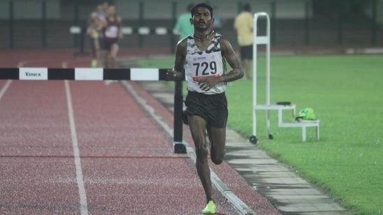 File image of Avinash Sable.(File)