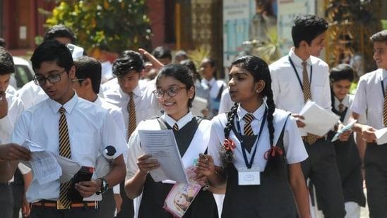 Assam Board HSLC Result 2021: SEBA Class 10 result today, list of websites here(Mujeeb Faruqui/HT file)