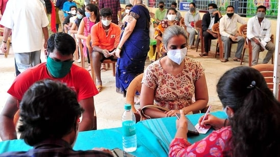 The highest number of Delta Plus variant cases in India was detected in the state of Maharashtra.(ANI)