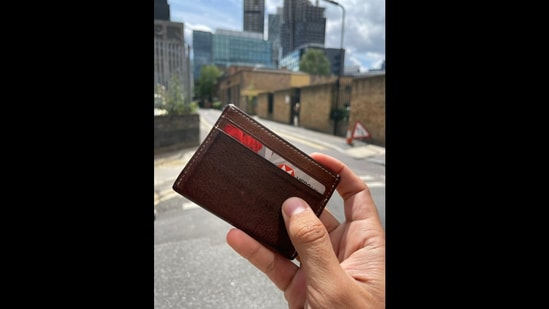Viral Twitter thread about a lost wallet has been collecting a lot of reactions. (Twitter/@ghazi_taimoor)