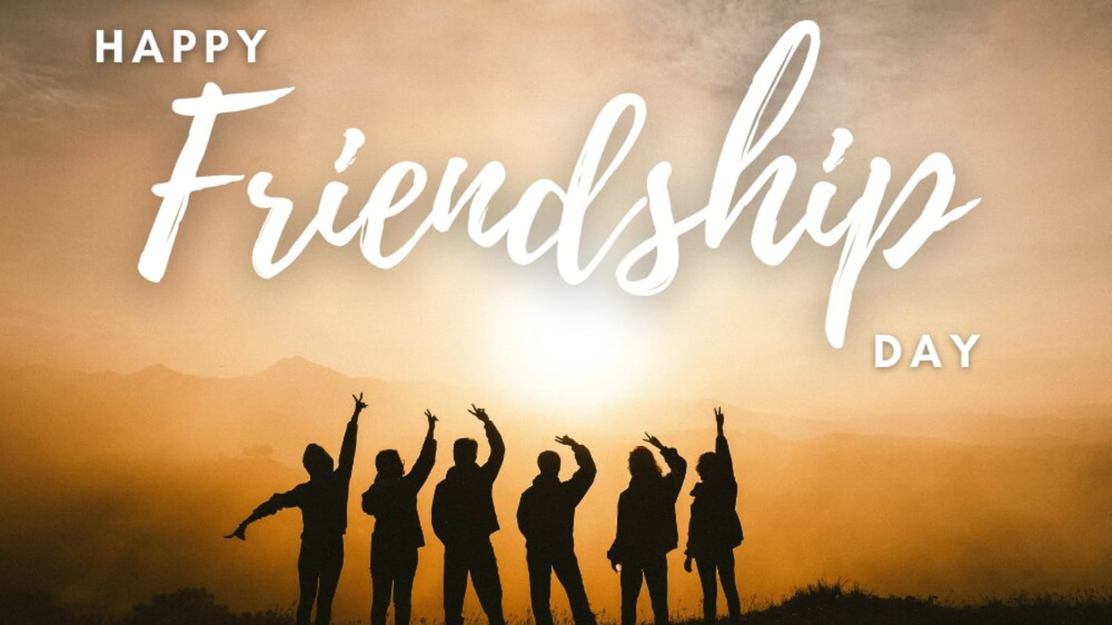 Happy Friendship Day 2021: Let your friends know you love them with these  poems - Hindustan Times
