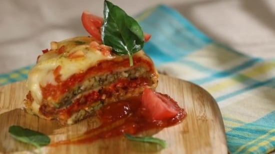 Bread Lasagna(Chef Ranveer Brar)