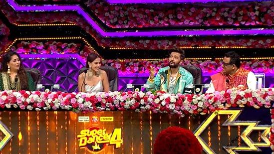 Genelia Deshmukh and Riteish Deshmukh talk about their wedding.