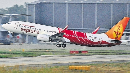 Air India Express is part of the government's Vande Bharat Mission to evacuate Indians stranded in other countries during Covid-19 pandemic.(HT File Photo)