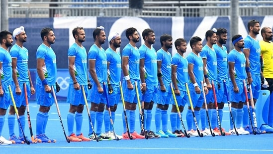 The Indian men's hockey team will face Great Britain with a place in the semi-final up for grabs. (Hockey India)