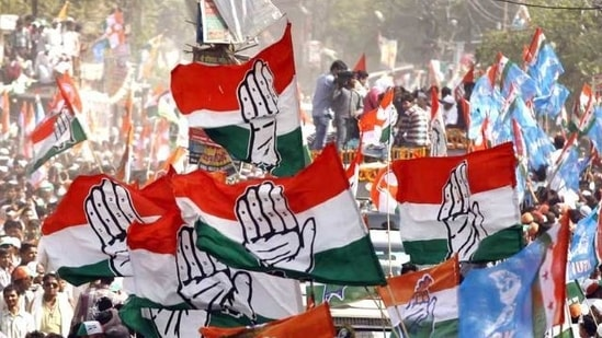 For the past few months, the Congress has seen many of its leaders move to the BJP.(File photo)