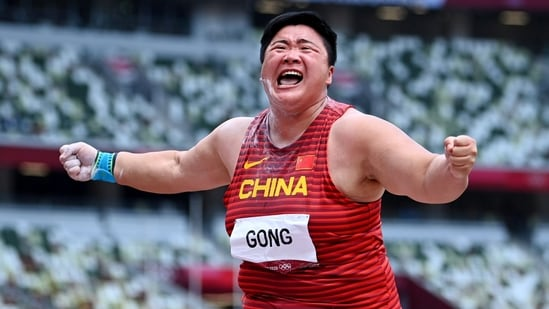 Olympics: Gong wins shot before crowning of post-Bolt sprint champion(REUTERS)