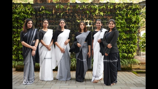 In the works is a scholarship programme for artisan families, an upcycling project to use old and damaged stocks of handlooms