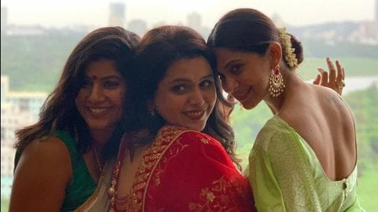 Jennifer Winget admits that though her friends are critical of her work, often they don't discuss her professional life.