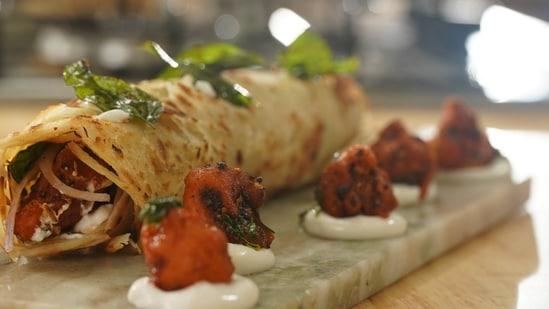 Gobi 65 roll(Chef Ranveer Brar)