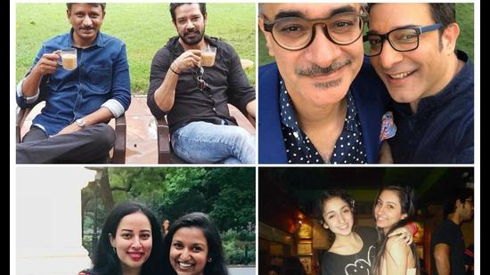 On Friendship Day today, actors Annup Sonii, Rajesh Tailang among other popular personalities such as designers Suneet Varma, Ravi Bajaj, danseuse Bhavana Reddy and singer Sanjeeta Bhattacharya share tales of their lifelong buddies.