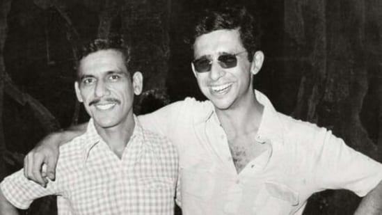 Om Puri and Naseeruddin Shah had been buddies since their FTII days.