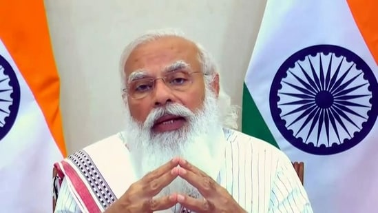 PM Modi to launch 'futuristic digital payment solution' e-RUPI today | Latest News India - Hindustan Times