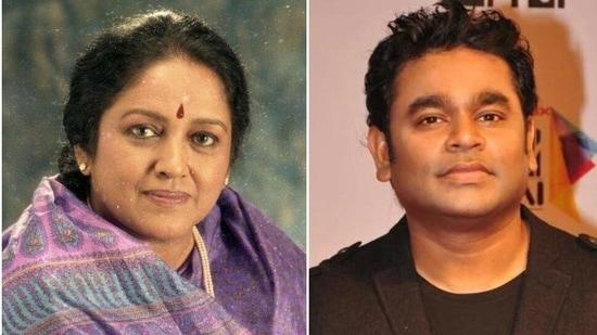 Classical singer Kalyani Menon is the mother of filmmaker Rajiv Menon.