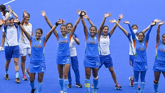 Tokyo 2020: Indian women's hockey team books date with history | Olympics -  Hindustan Times