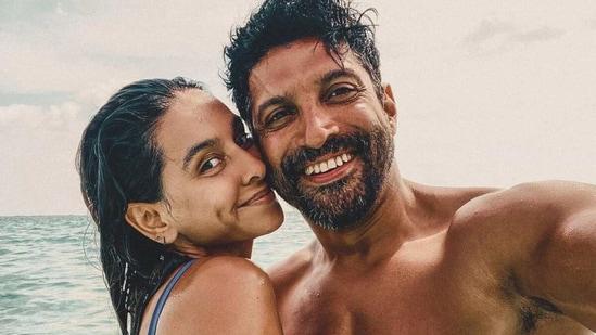Farhan Akhtar and Shibani Dandekar have been dating for three years.