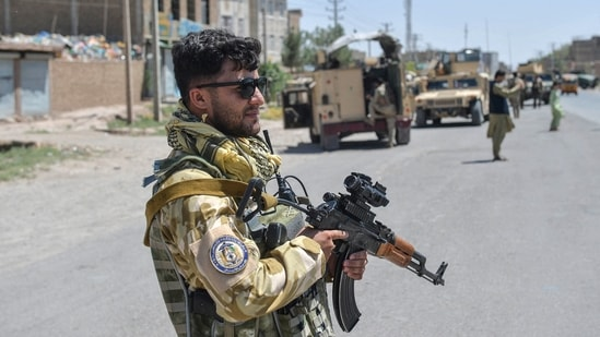 The Afghan ministry of defense said the members of the special force have been sent to Herat. (AFP File Photo)