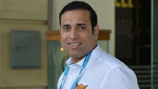 File image of VVS Laxman.(Getty Images)