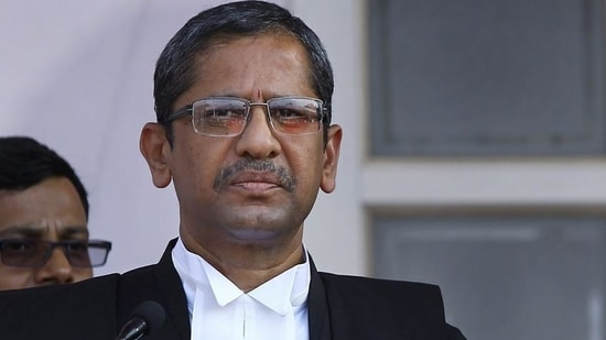 Dushyant Dave, on his part, commended the CJI's views, adding he would have to speak to the competent authorities in the Andhra Pradesh government.. (PTI File)