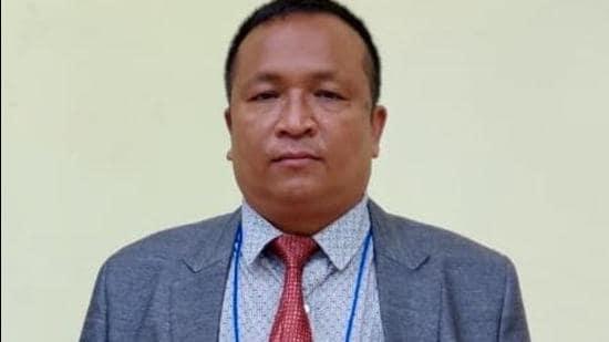 "The case against Mizoram MP K Vanlalvena was filed after he said if Assam policemen enter Mizoram again ""all will be killed"". (Courtesy-Twitter @dipr_mizoram)"