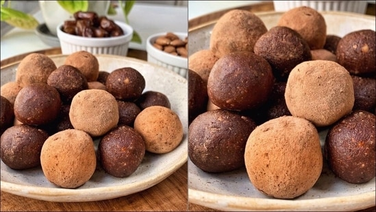 Recipe: Looking for a quick pre-workout nosh? Try these vegan raw energy balls(Instagram/beachsidekitchen)