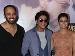 Shah Rukh Khan and Kajol have starred together in seven films.